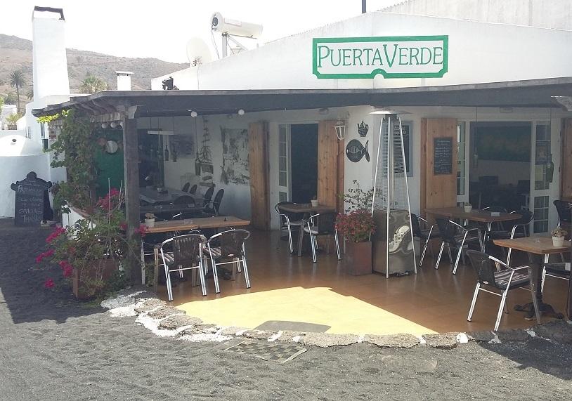 Lanzarote dove mangiare harìa