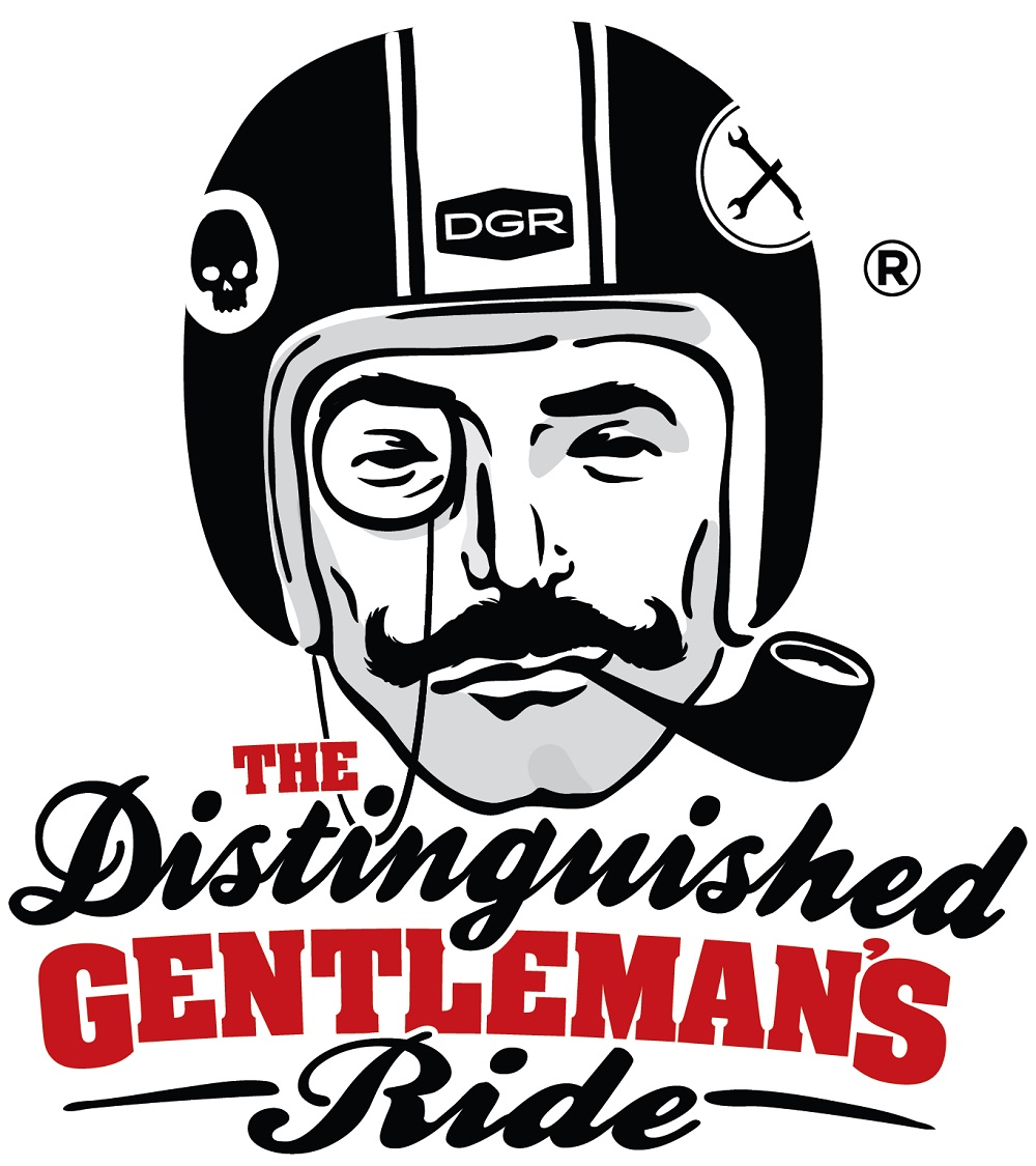 gentleman's ride logo
