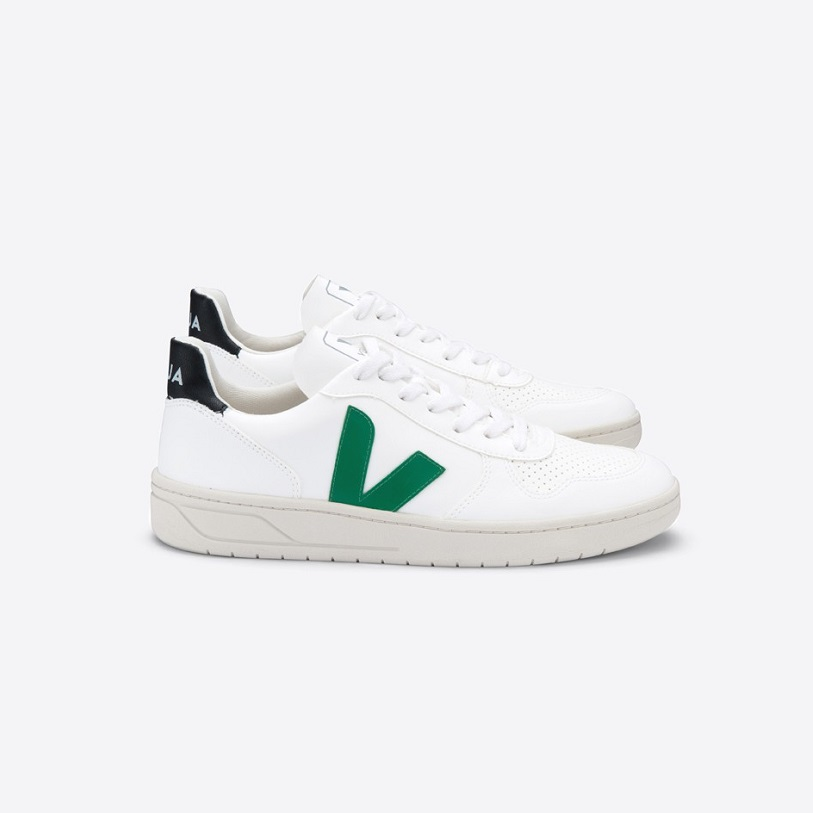 sneakers bianche veja