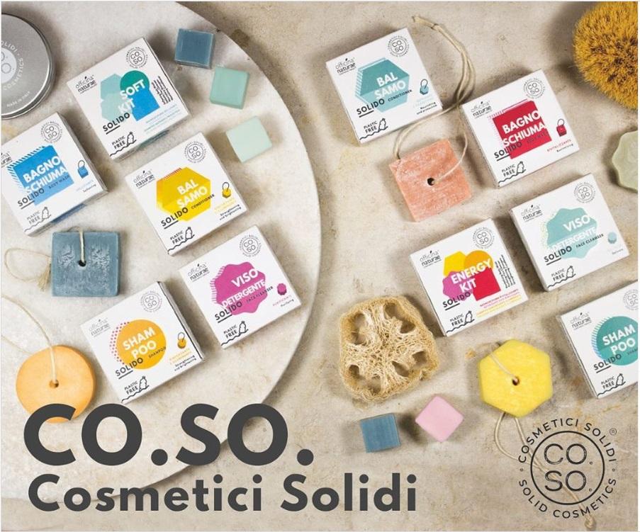 Shampoo solidi Officina Naturae